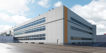 A building full of know-how: The office in Reinach, Switzerland
