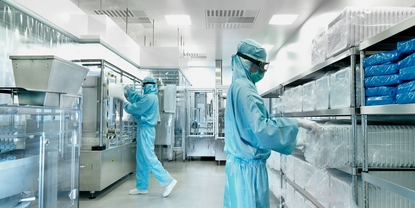 Monitoring the atmoshpere and quality of ultrapure water  in a clean room needs accurate measurement
