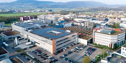 Endress+Hauser Flow in Reinach, Switzerland