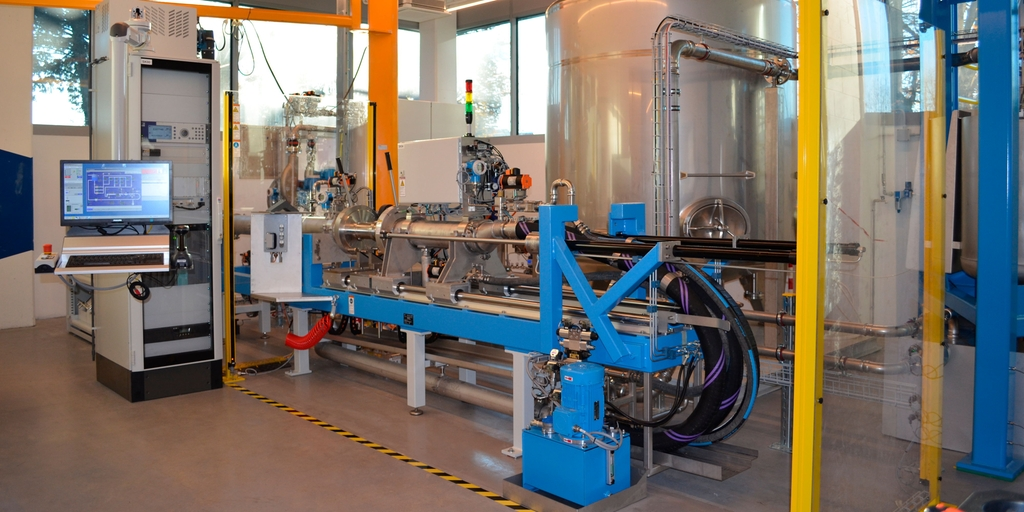 Flow Calibration Rig Italia